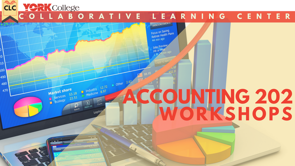 The Collaborative Learning Center is running a series Accounting Workshops facilitated by our Accounting Consultant, Cary Shi.