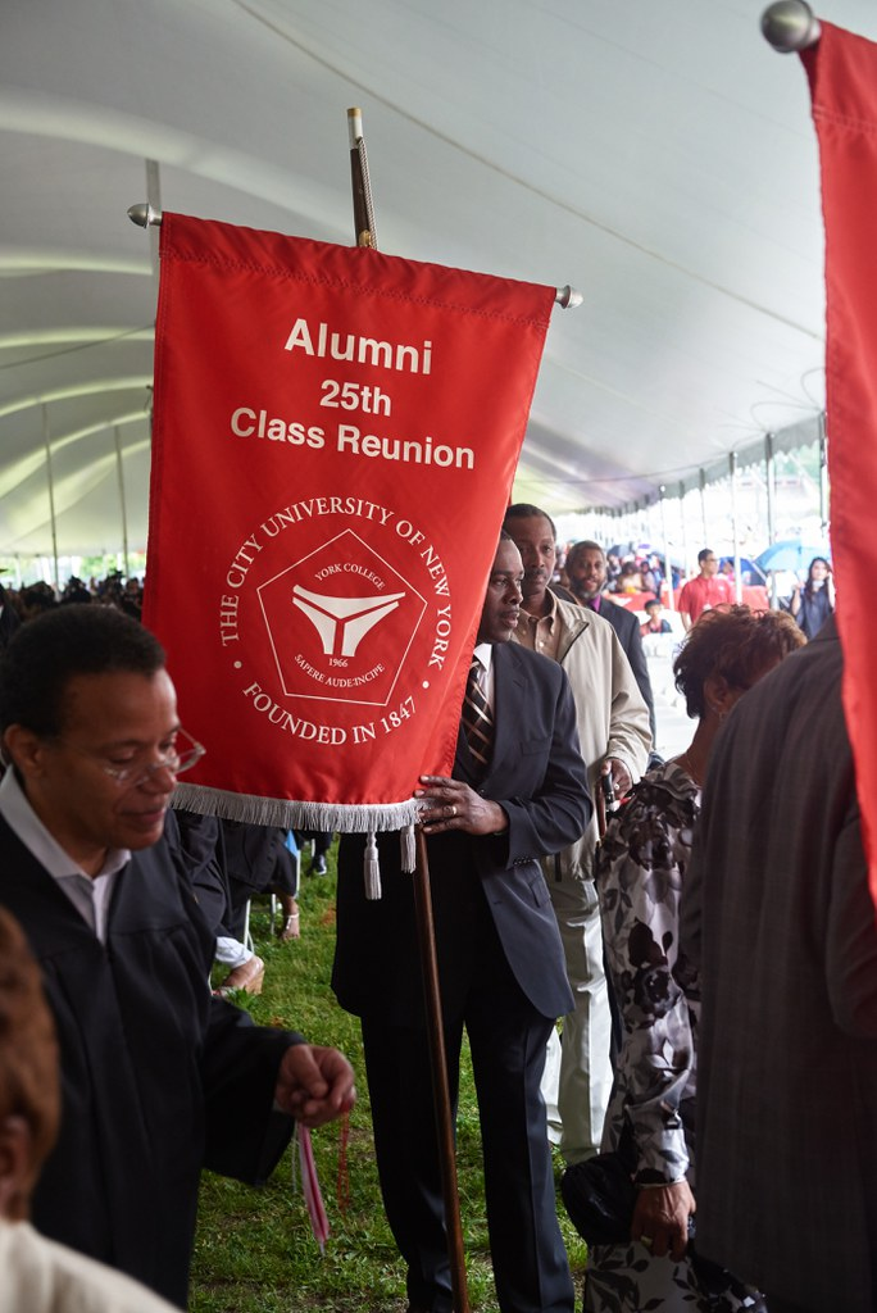 Alumni 25th Class Reunion