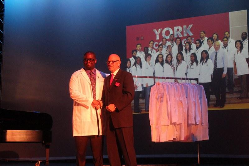 Physician Assistant Program Graduation 10