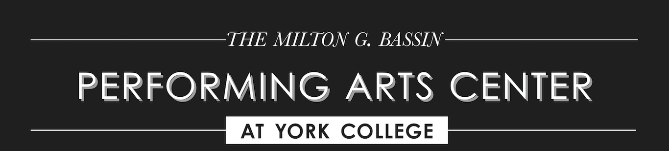 The Milton G Bassin Performing Arts Center at York College