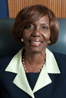 Dr. Marcia V. Keizs, President of York College, CUNY