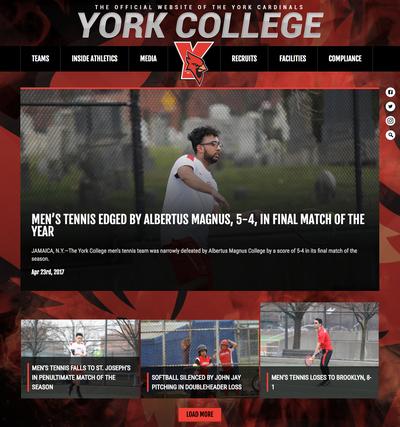York College Athletic