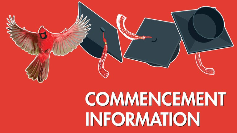 2018 Commencement Information